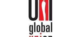 رسالة تضامنية مع مكتب ومنخرطي نقابة مهنيي قناة ميدي1تيفي من شبكة uni global union