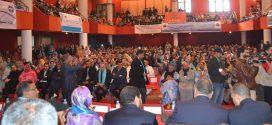 القناة المغربية-العيون- تستضيف الامين العام للاتحاد المغربي للشغل