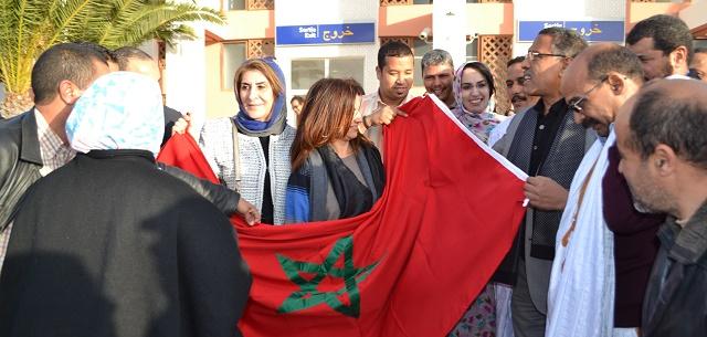 الاتحاد المغربي للشغل بالأقاليم الصحراوية يعقد مؤتمره الجهوي الرابع بالعيون