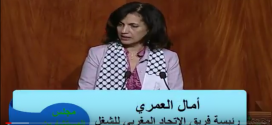 أمال العمري : مشروع قانون مالية 2018 يفتقد لمؤشرات إيجابية اتجاه الطبقة العاملة المغربية