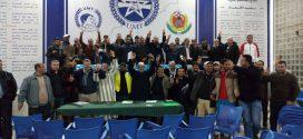 عمال سنطرال دانون يواصلون ديناميتهم التنظيمية والالتحقات بمنظمتهم العتيدة الاتحاد المغربي للشغل تتواصل .