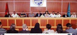 فعاليات الجامعة الصيفية 2018 للاتحاد المغربي للشغل بالدارالبيضاء