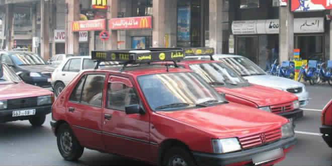 الاستجابة لمطالب النقابة الوطنية لسائقي سيارات الأجرة بجهة الدارالبضاء سطات
