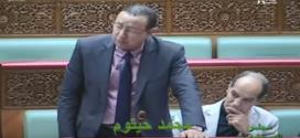 محمد حيتوم للوزير يتيم : حكومتكم تشجع على التضييق على العمل النقابي