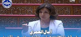 آمال العمري تدفع وزير الشغل للإلتزام بالتصديق على إتفاقية مناهضة العنف و التحرش في أماكن العمل