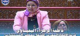 وضعية التعليم ببلادنا موضوع سؤال فريق الاتحاد المغربي للشغل بمجلس المستشارين
