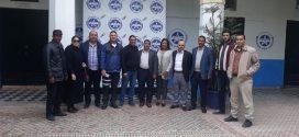 تاسيس  اللجنة التحضيرية للمؤتمر الجهوي للجماعات المحلية بجهة مراكش اسفي