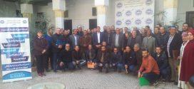 نجاح واسع للدورة التكوينية التي نظمها المكتب الإقليمي للجامعة الوطنية للتعليم بمراكش