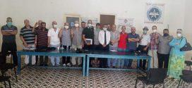 لقاء التنظيمي للاتحاد المحلي لنقابات تازة