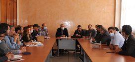 مستجدات الحملة التنظيمية للجامعة الوطنية للتكوين المهني