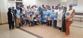 الاتحاد المغربي للشغل يحقق فوزا ساحقا في انتخابات اللجان الثنائية في قطاع الصحة ليوم الأربعاء 16 يونيو 2021 باحتلاله المرتبة الأولى وطنيا بـ 124 مقعد