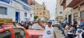 حدث تاريخي ينظاف لنضالات الاتحاد المغربي للشغل بالناظور