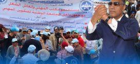 فوز ساحق على الصعيد الوطني للوائح الاتحاد المغربي للشغل